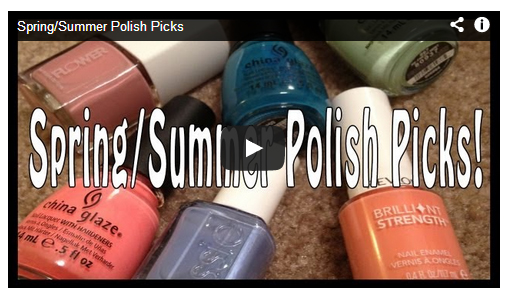 nailpolish video